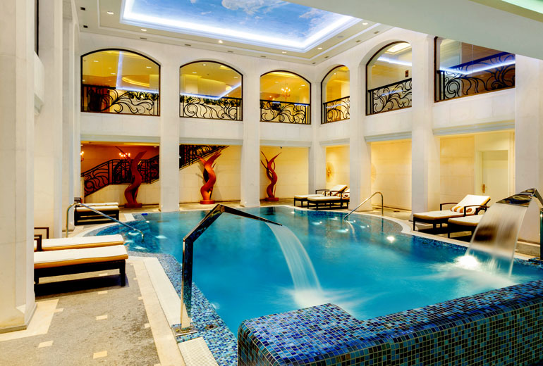 The St. Regis Moscow Pool
