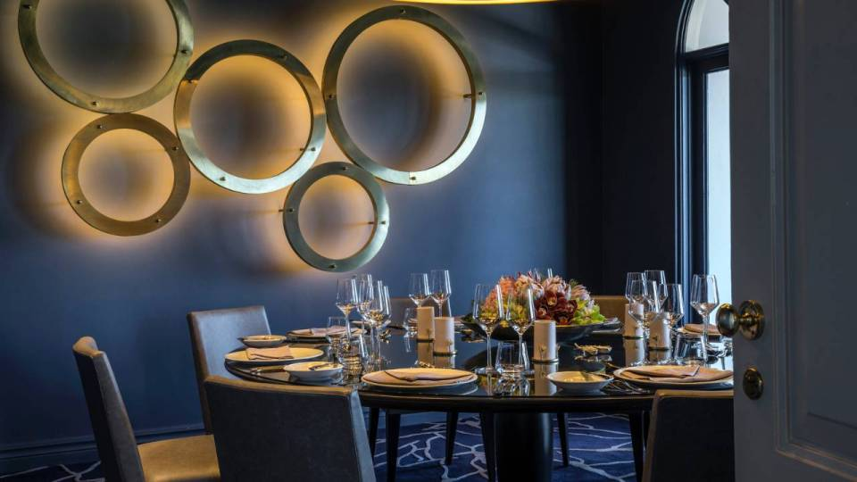 Four Seasons Johannesburg Private Dining