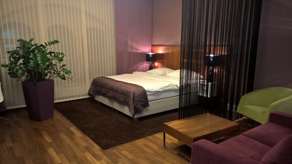 Standard Room at City Park Hotel Poznan