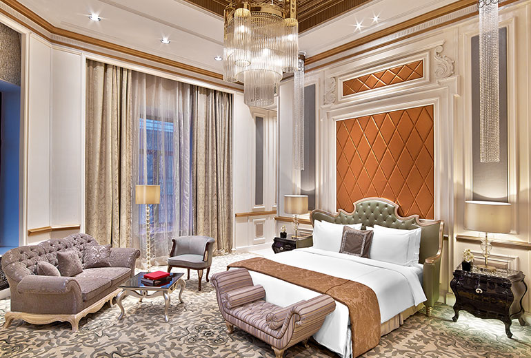 The St. Regis Moscow Royal Suite