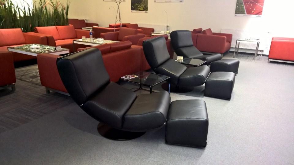 IDW Esperanza Lounge Vilnius Seating