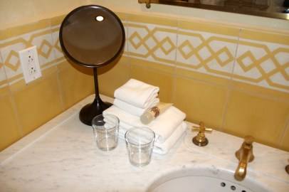 The Greenwich New York Bathroom