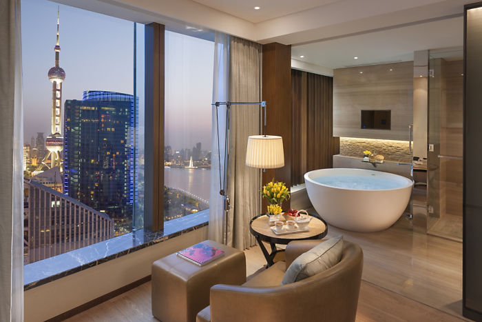 Mandarin Oriental Shanghai Mandarin Room