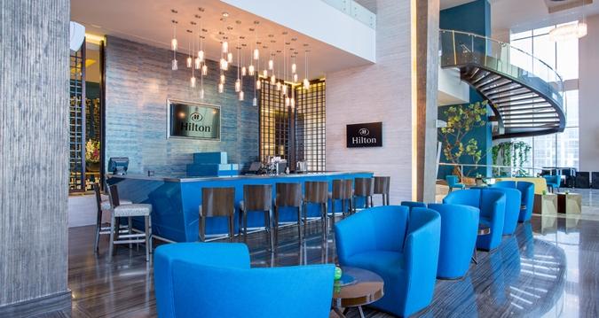 Hilton Panama Bar