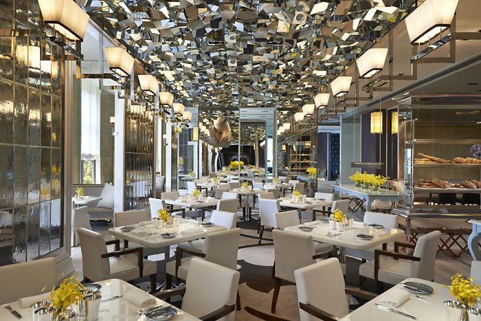 Café Un Deux Trois (Image Source: Mandarin Oriental Taipei / mandarinoriental.com)