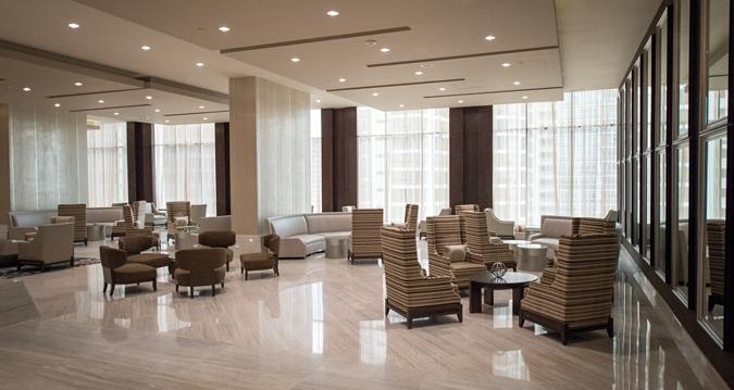 Hilton Panama Executive Lounge