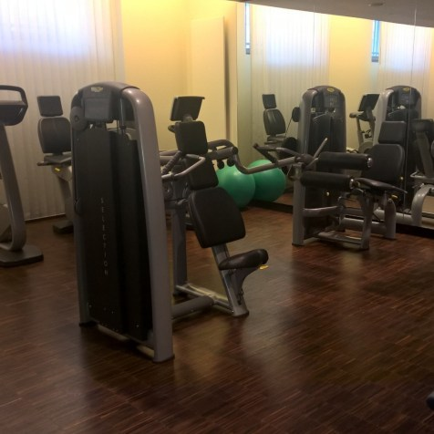 Hotel de Rome Berlin Gym
