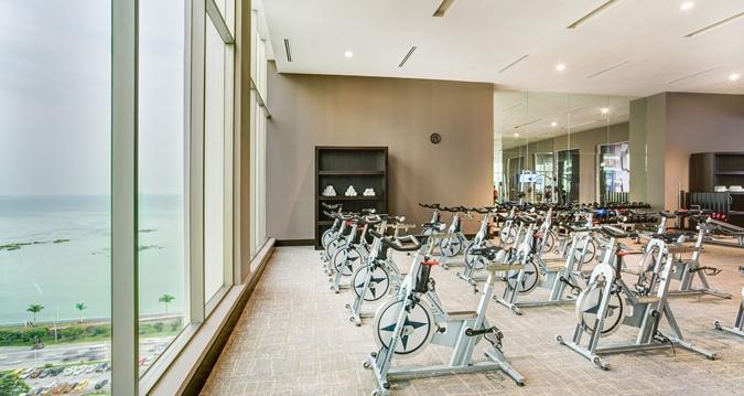 Hilton Panama Gym