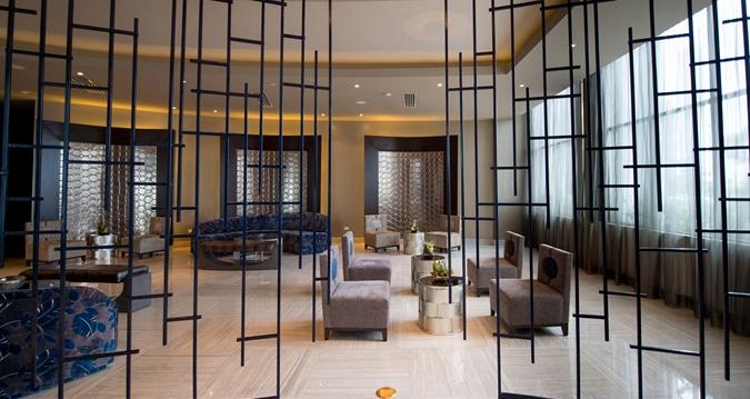 Hilton Panama Lobby