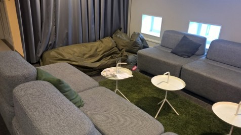 Menzies Executive Lounge Stockholm