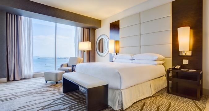 Hilton Panama Ocean View Room