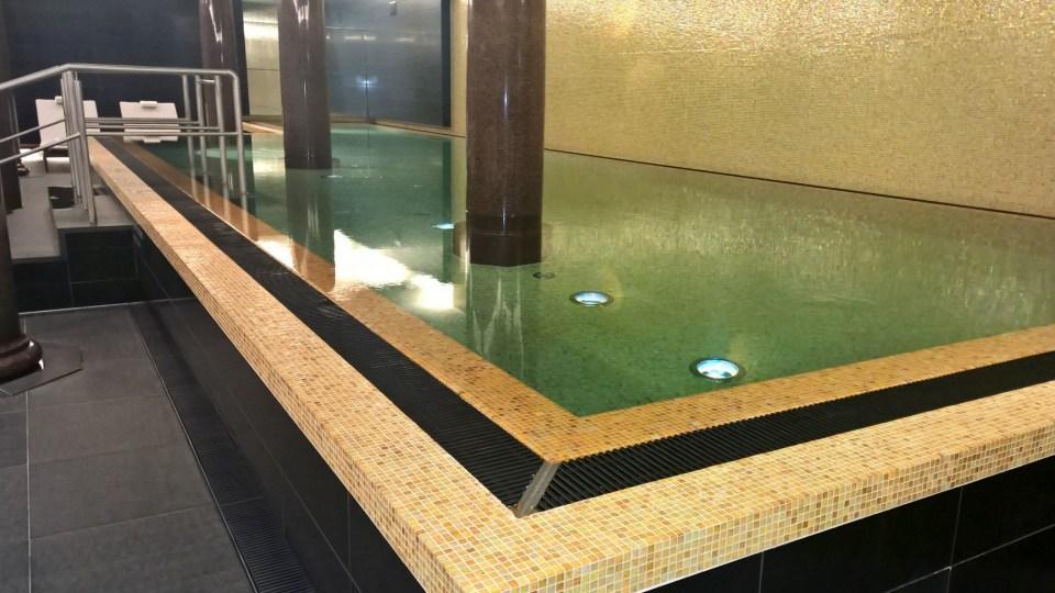 Pool at Hotel de Rome Berlin