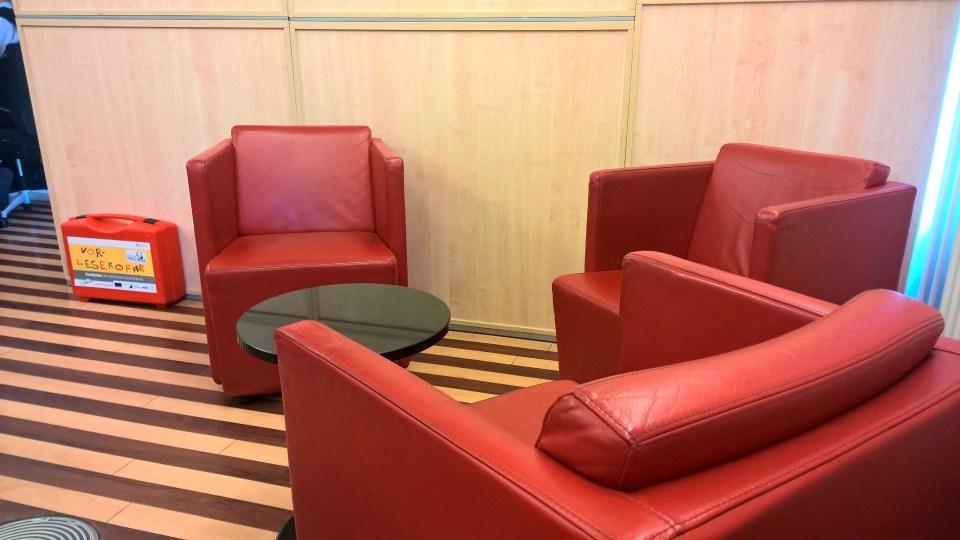 DB Lounge Bremen
