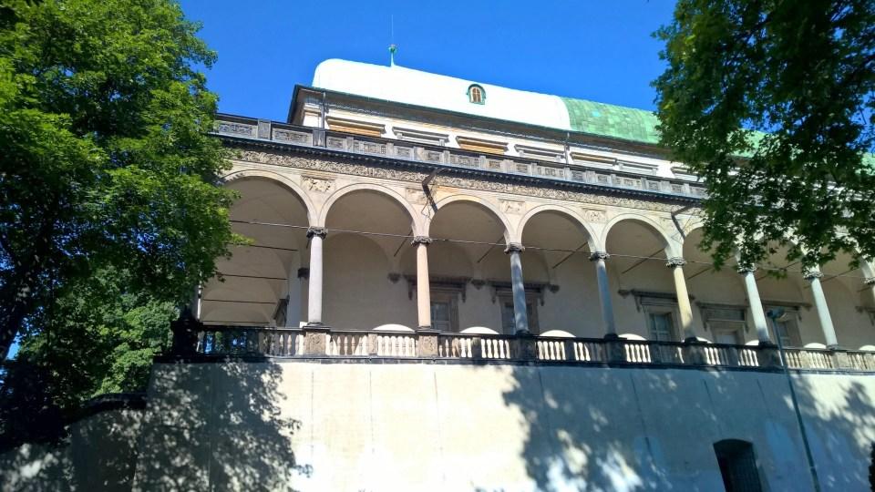Summer Palace Prague