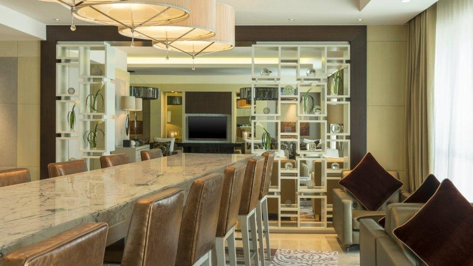 Le Méridien Bahrain City Centre Club Lounge