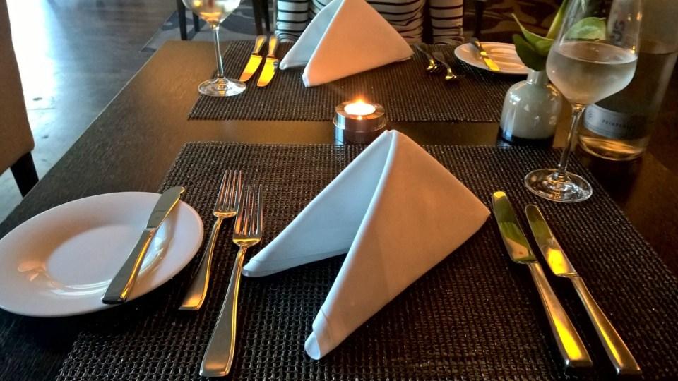 Swissôtel Bremen Dinner