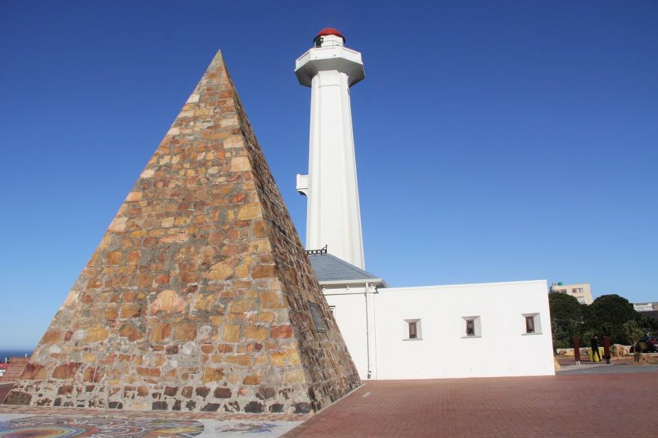 Donkin Reserve, Pyramid and Lighthouse Port Elizabeth