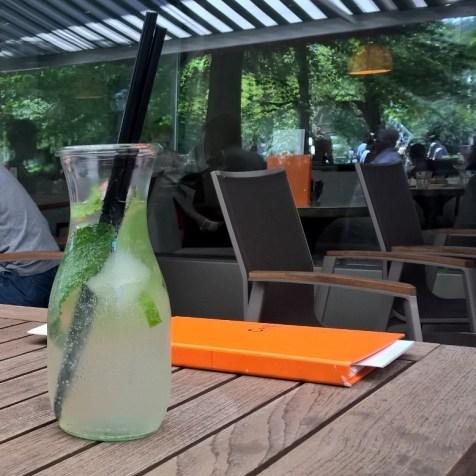 Hotel am Schlossgarten Stuttgart Lunch