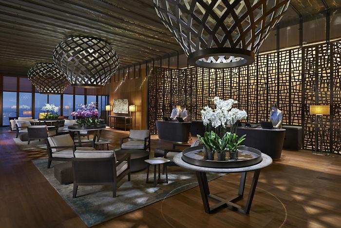 Mandarin Oriental Bodrum Lobby