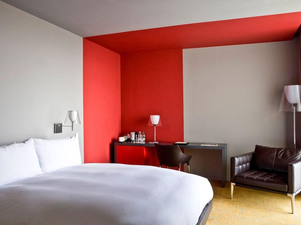 Sofitel Abidjan Luxury Room