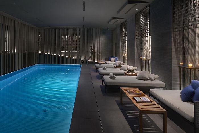 Mandarin Oriental Milan Pool