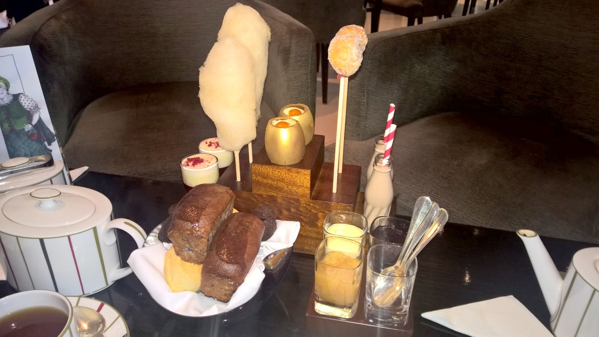 One Aldwych London Afternoon Tea