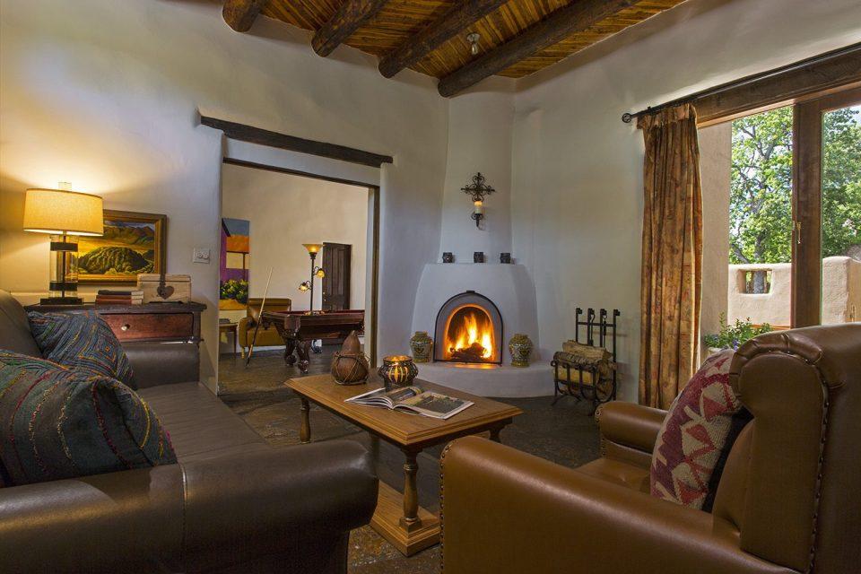 La Posada de Santa Fe The Baca Suite