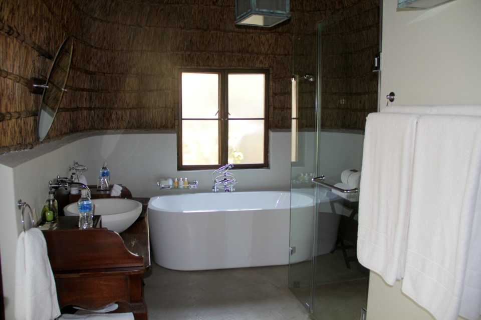 Zulu Camp at Shambala Bathroom
