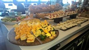 SLOW Lounge Johannesburg Buffet