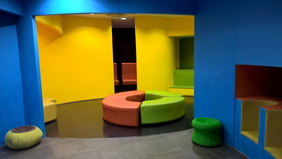 Baobab Business Lounge Johannesburg Kids Area