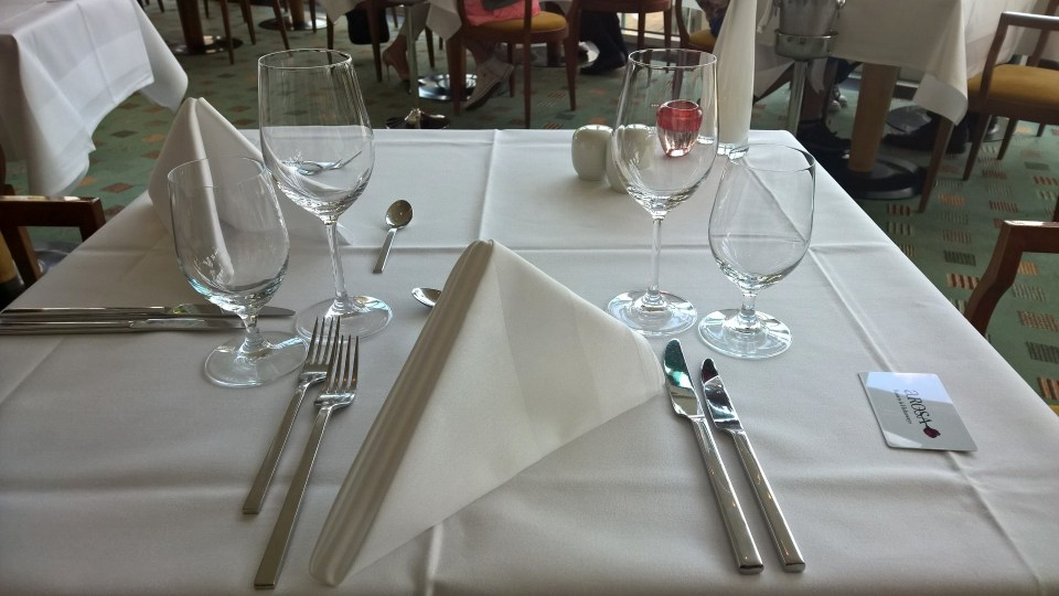 A-Rosa Scharmützelsee Dinner