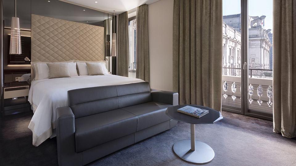 Excelsior Hotel Gallia Milan Excelsior Room