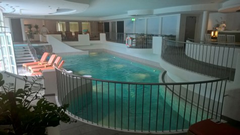 A-Rosa Scharmützelsee Indoor Pool