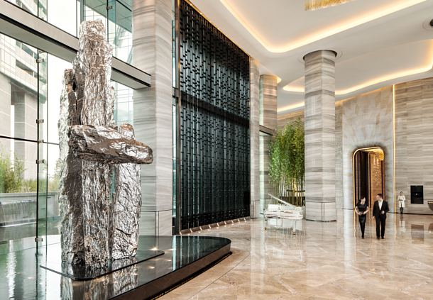 JW Marriott Shenzhen Bao'an Lobby