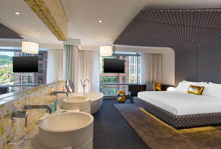 W Bogota Marvelous Suite