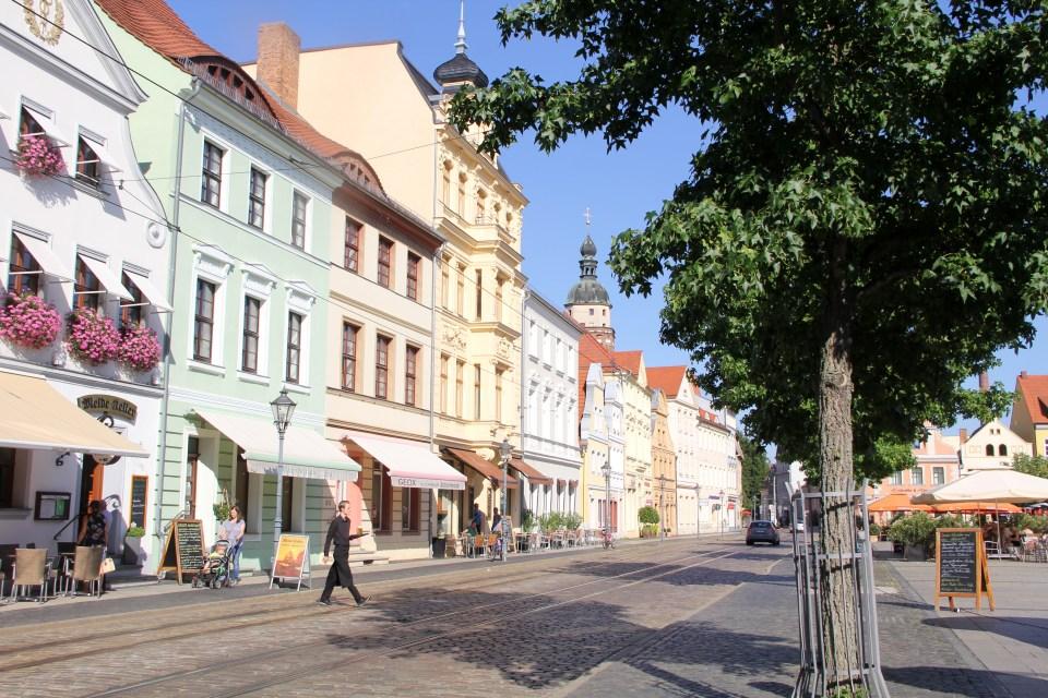 Old Town Cottbus