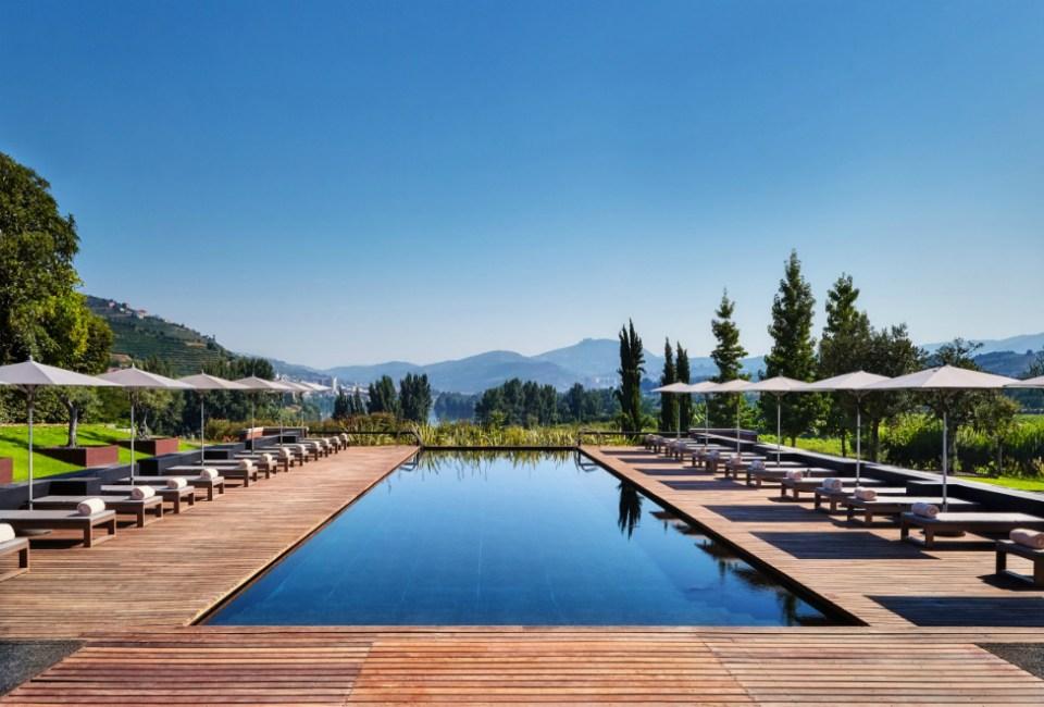 Six Senses Douro Valley Outdoor Pool