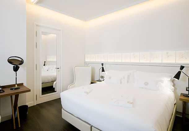 Cotton House Barcelona Panama Room
