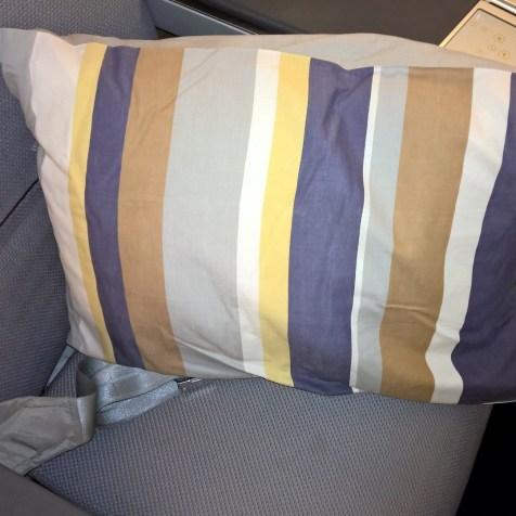 Lufthansa Business Class Pillow