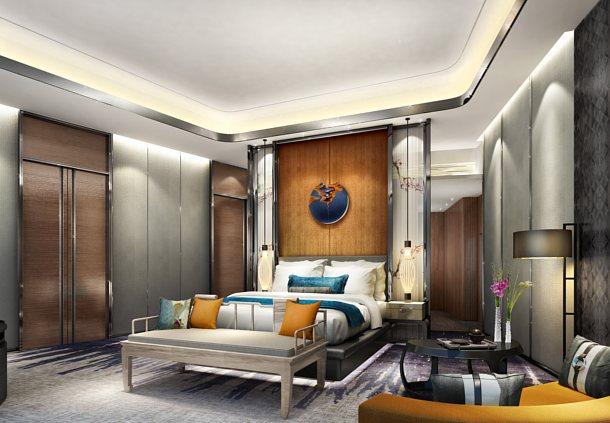 JW Marriott Shenzhen Bao'an Presidential Suite