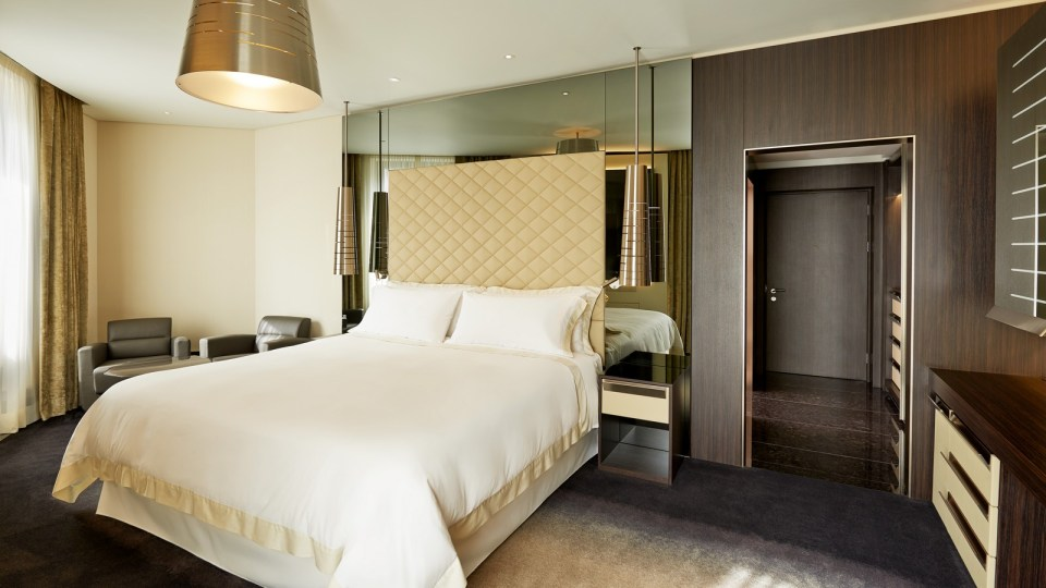 Excelsior Hotel Gallia Milan Prestige Room