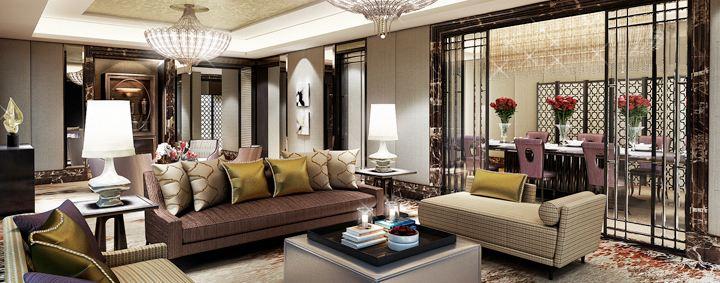Shangri-La Bengaluru Shangri-La Suite