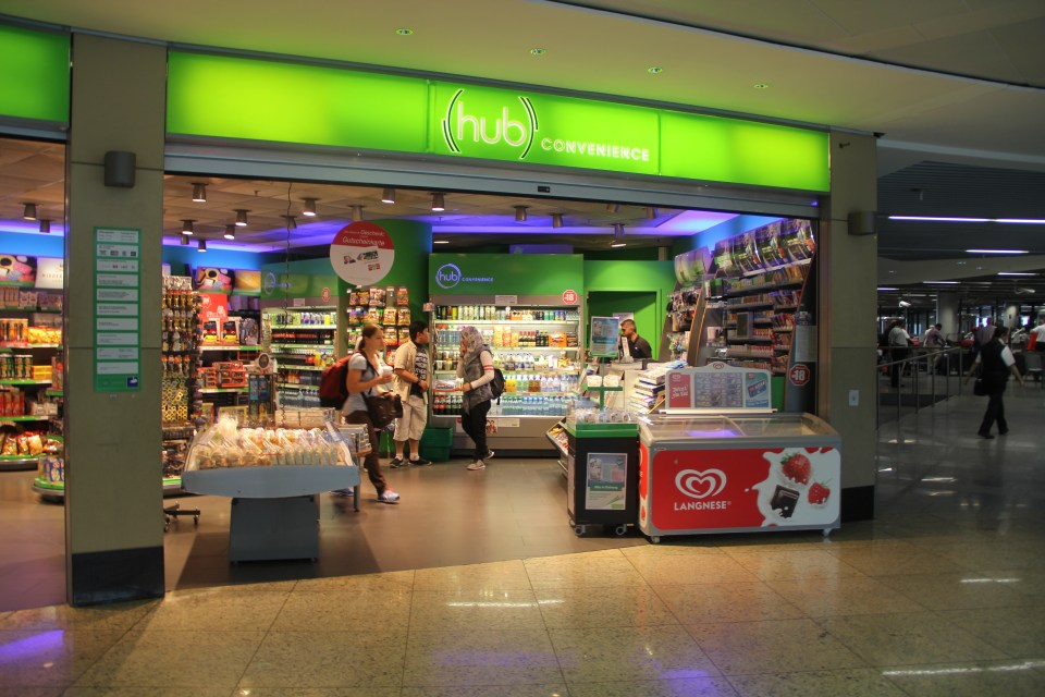 Shop Frankfurt Airport
