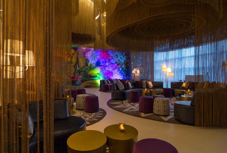 W Bogota W Lounge