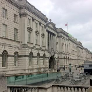 Running in London