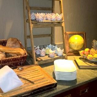 Hilton Cape Town Breakfast