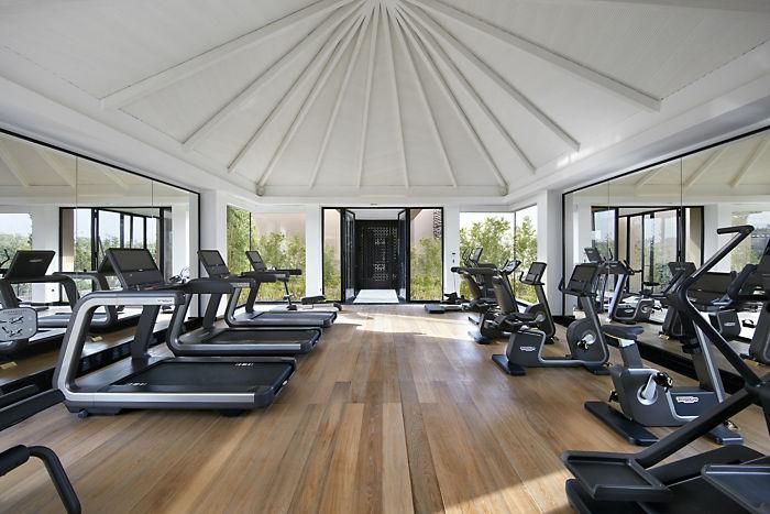Mandarin Oriental Marrakech Gym