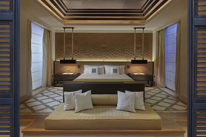 Mandarin Oriental Marrakech Oriental Pool Villa