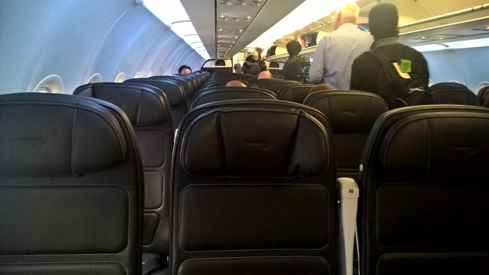 British Airways domestic Economy