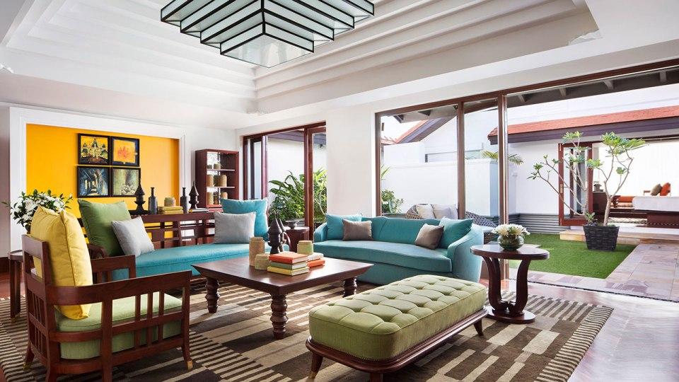 Park Hyatt Siem Reap Rooftop Garden Suite